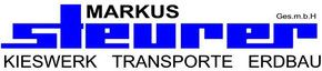Kieswerk Steurer Transport GmbH & Co.KG Logo